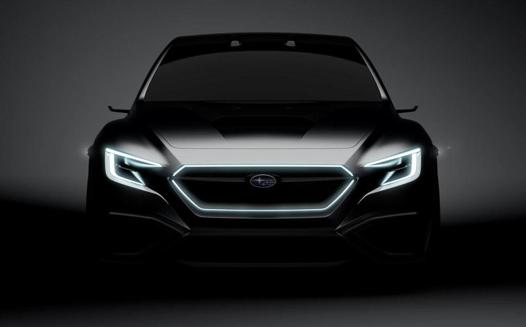 Subaru Viziv Performance Concept: nuova show car al Salone di Tokyo [TEASER]