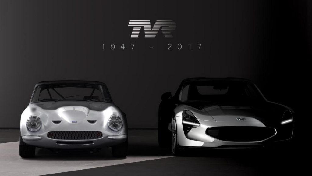 TVR: ultimo teaser prima della presentazione della nuova supercar