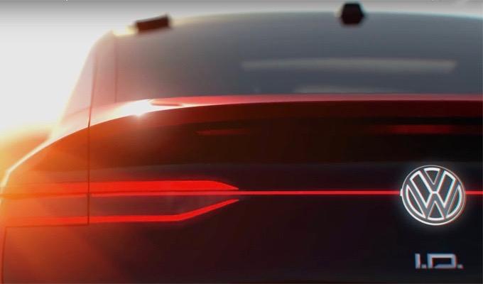 Volkswagen I.D. Crozz Concept: nuove prospettive dell'esemplare evoluto [VIDEO]