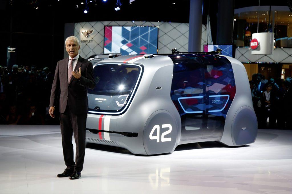 Volkswagen: obiettivo 80 veicoli elettrici entro il 2025