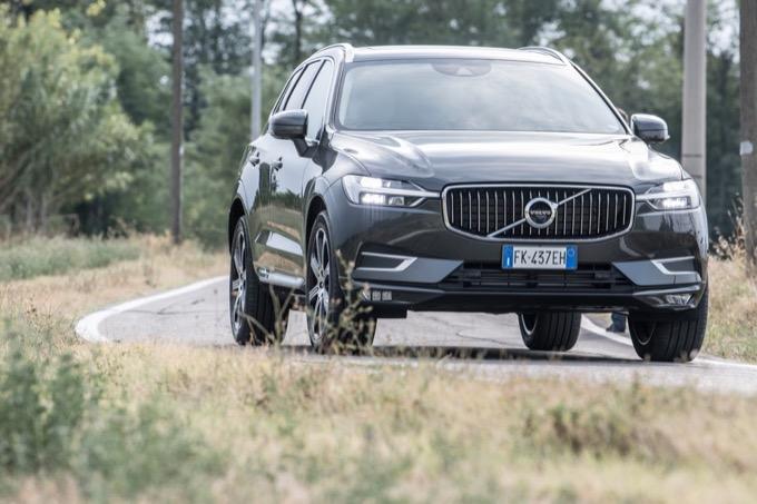 Nuova Volvo XC60: eleganza e raffinatezza scandinava [PRIMO CONTATTO]