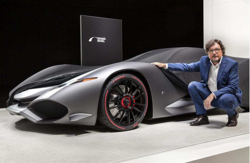 Zagato svela uno scorcio della Vision Gran Turismo Concept [TEASER]