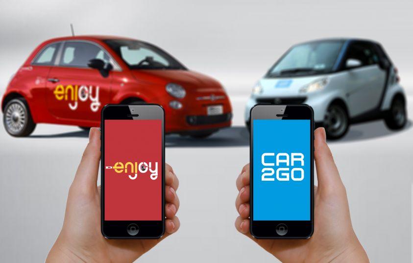 Car Sharing: come evitare problemi in caso di incidente