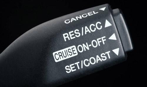 Cruise control: cos'è e come funziona