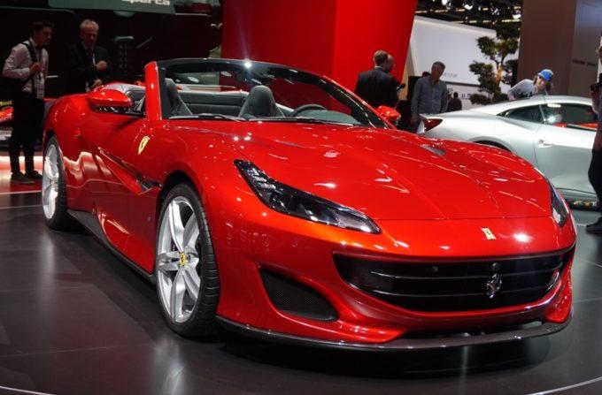 Ferrari a Francoforte: la Portofino e le altre del Cavallino [FOTO e VIDEO LIVE]