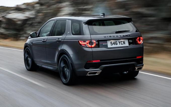 Land Rover Discovery Sport: si valuta l'opzione ibrida per il facelift