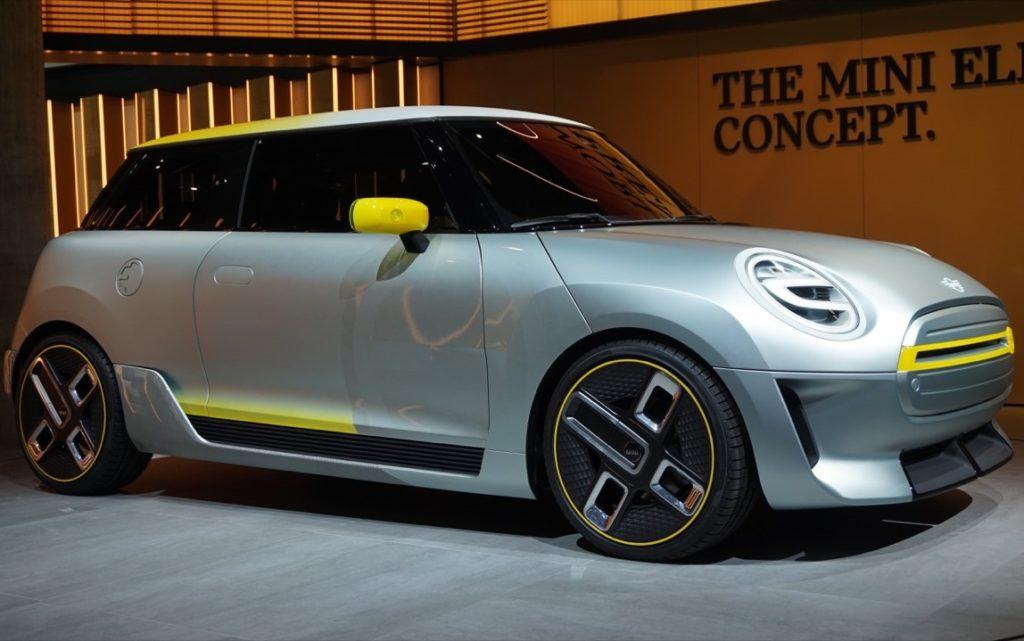 Salone di Francoforte: MINI Electric Concept, un paio d'anni e sarà sul mercato [FOTO e VIDEO LIVE]