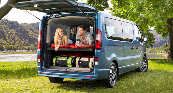 Opel Vivaro Life: ecco la versione per campeggiatori