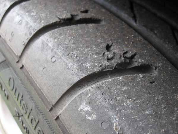 Pneumatici: quando le gomme diventano vecchie?