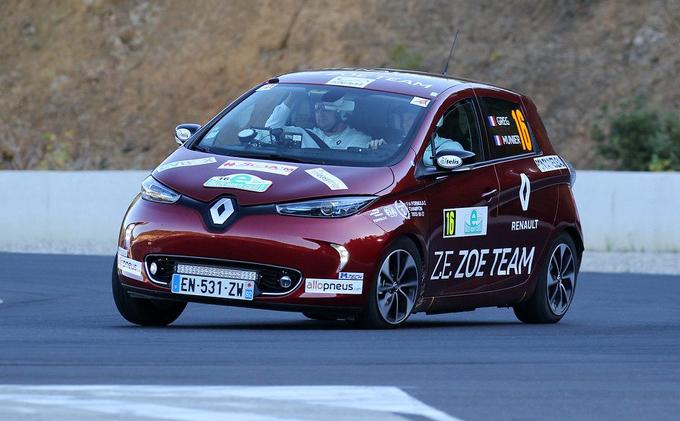 Renault Zoe all'e-Rally di Monte Carlo: dodici esemplari nell'evento del Principato