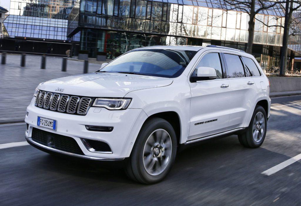 """Jeep Grand Cherokee: disponibile anche con la formula finanziaria """"Jeep Free"""""""