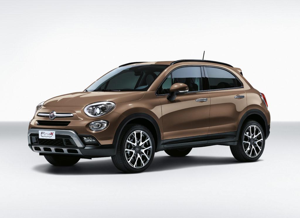 Fiat 500X 2018: al via gli ordini