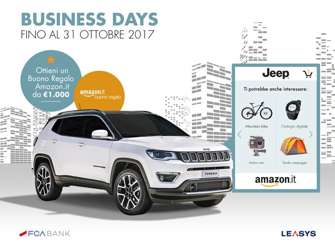 """FCA, tornano i """"Business Day"""": esclusiva offerta dedicata ai clienti Business"""