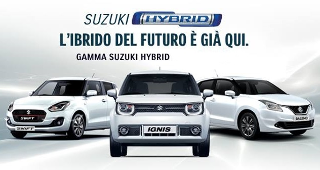 Suzuki: porte aperte alla scoperta del sistema ibrido SHVS [VIDEO]