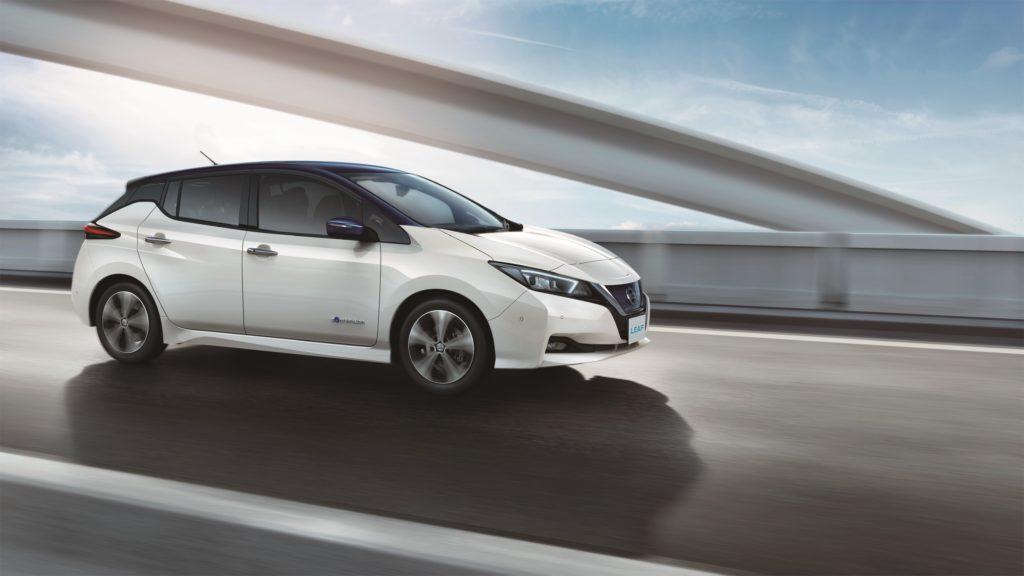 """Nuova Nissan LEAF: la versione speciale """"2.ZERO"""" è in vendita da oggi in Europa"""