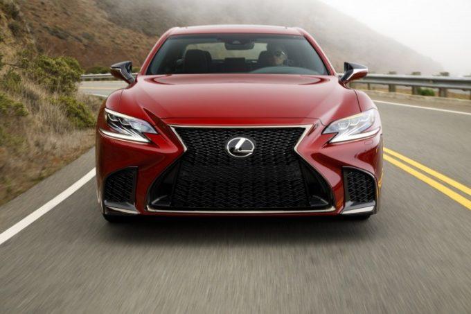 Lexus: ben 11 modelli per il Tokyo Motor Show 2017