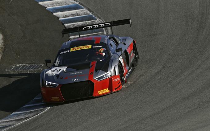 8 Ore di California, Audi: doppietta a Laguna Seca