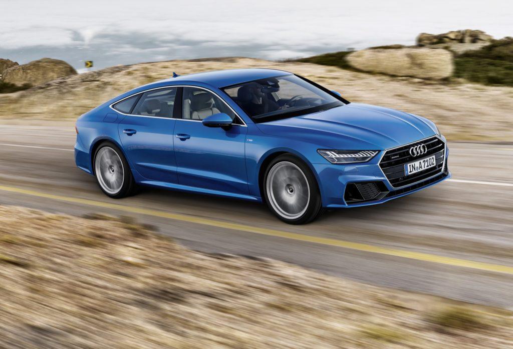 Nuova Audi A7 Sportback MY 2018: può contare su ben 39 sistemi di assistenza alla guida
