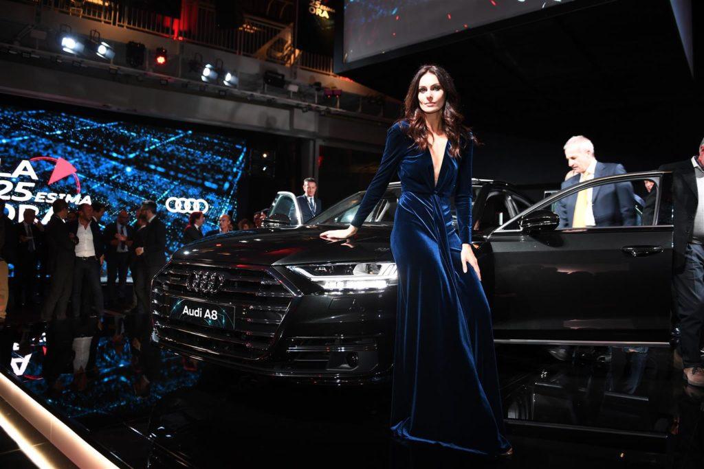 Audi A8 - La 25esima Ora