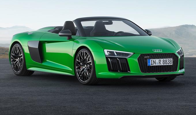 Audi ad Auto e Moto d'Epoca 2017: una storia legata alle massime prestazioni [VIDEO]