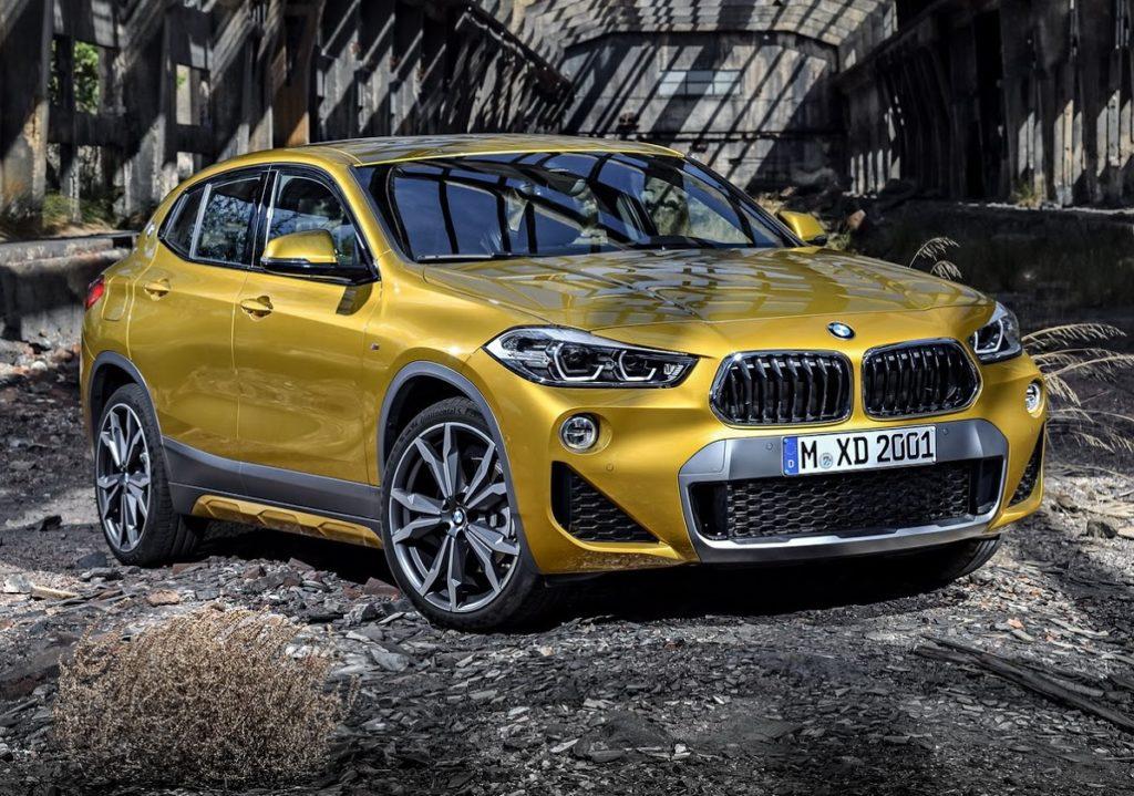 BMW X2, dinamismo in azione nel launch film ufficiale [VIDEO]