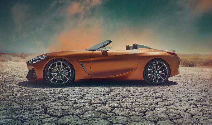 BMW Z4: al vertice della prossima generazione delle unità sei cilindri in linea di 3.0 litri?