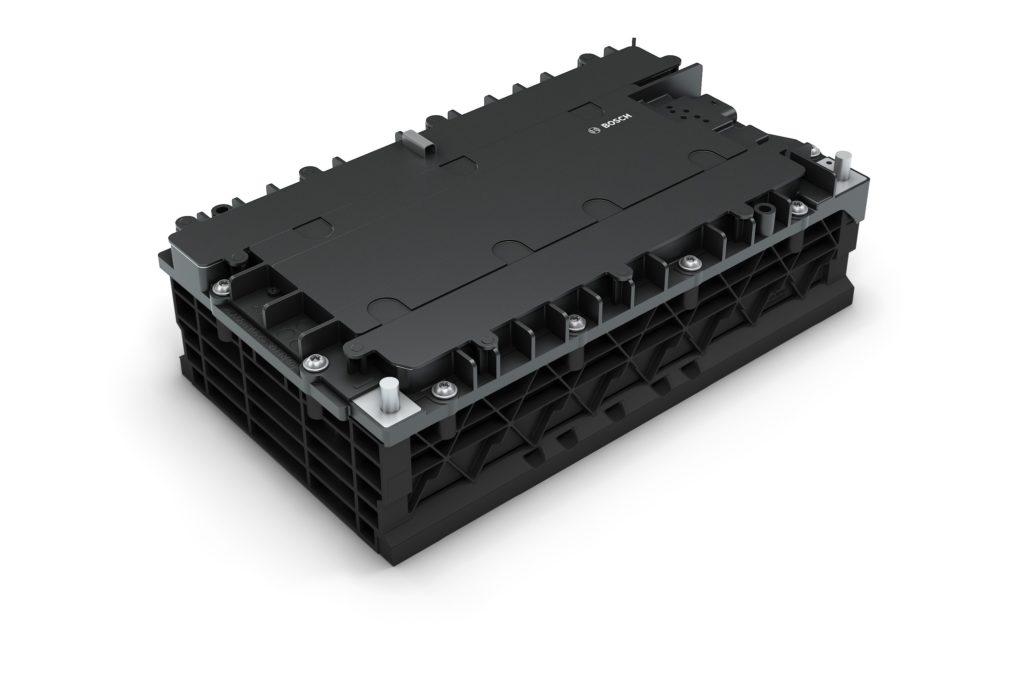 Bosch lancia la nuova batteria a 48 Volt che fa risparmiare carburante alle auto ibride