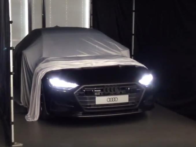 Nuova Audi A7 Sportback MY 2018: ecco le prime immagini [VIDEO]