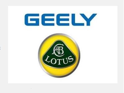 Lotus-Geely: completata l'acquisizione