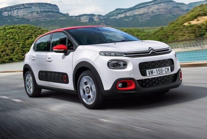Citroën C3 Auto Europa 2018 per i giornalisti Uiga