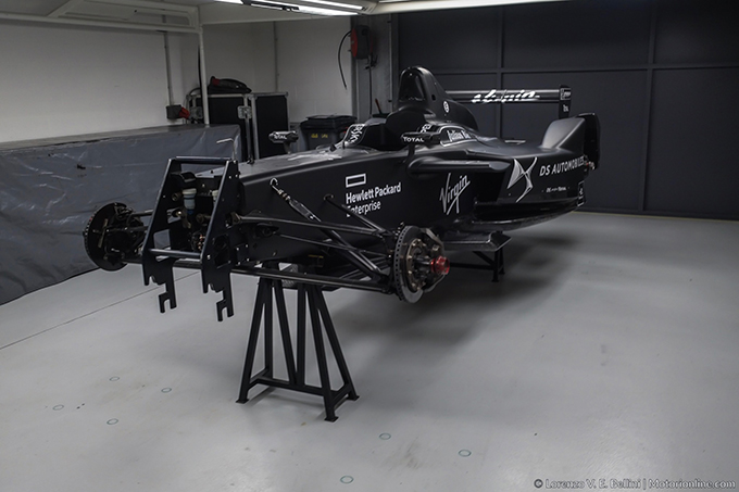 DS Performance, come nasce una monoposto da Formula E [FOTO e VIDEO]