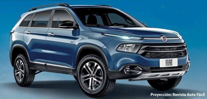 Fiat Suv 2017 I >> Fiat Freemont: e se il nuovo modello nascesse da una costola della Jeep Compass? [RENDERING]