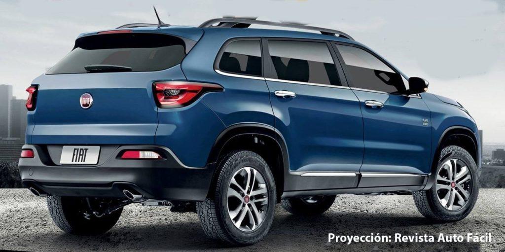 Fiat Freemont: e se il nuovo modello nascesse da una costola della Jeep Compass? [RENDERING]