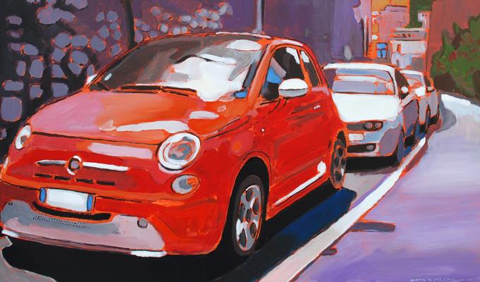 """Fiat 500: una mostra ne celebra il lato """"pop"""""""