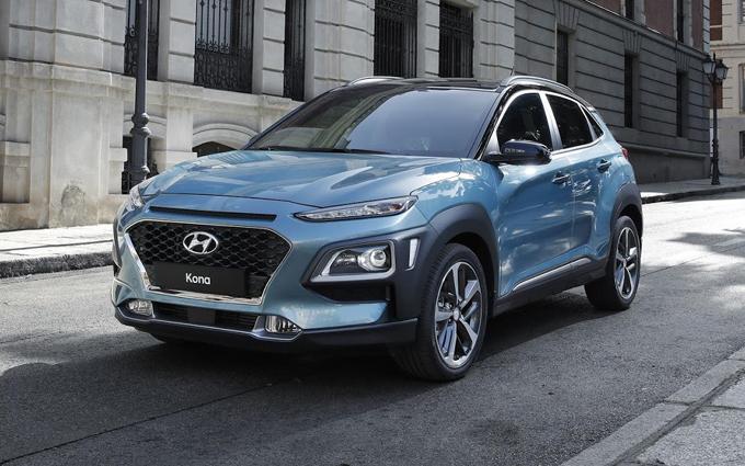 Hyundai Kona: la variante elettrica dovrebbe esordire al Salone di Ginevra 2018
