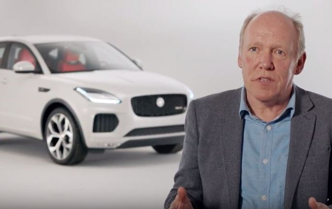 Jaguar E-Pace, alla scoperta del design con Ian Callum [VIDEO]