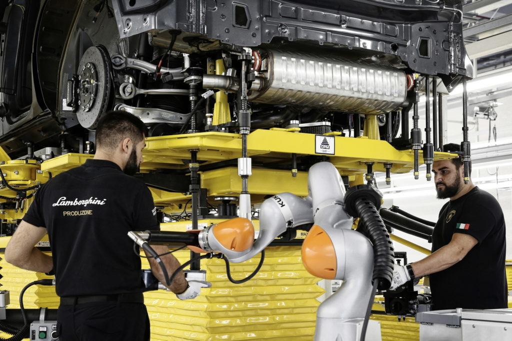 Lamborghini, il sito produttivo è pronto ad accogliere il SUV Urus [VIDEO]