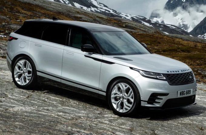 Range Rover Velar premiata con le cinque stelle Euro NCAP [VIDEO]