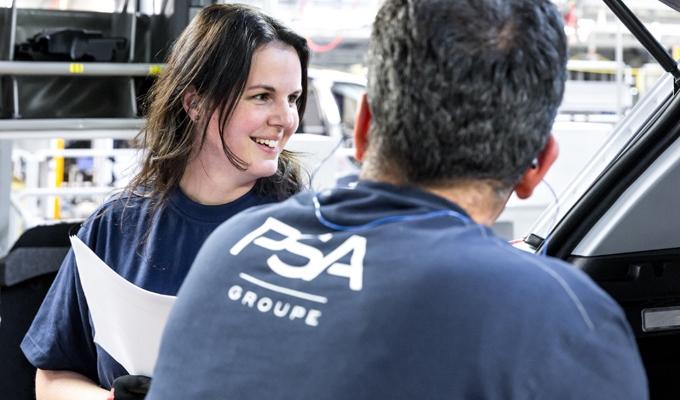 Groupe PSA, dal 2020 nuovi modelli nella produzione degli impianti francesi