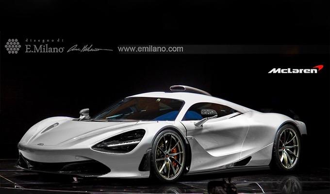 McLaren BP23: potrebbe essere così la prossima hypercar britannica? [RENDERING]