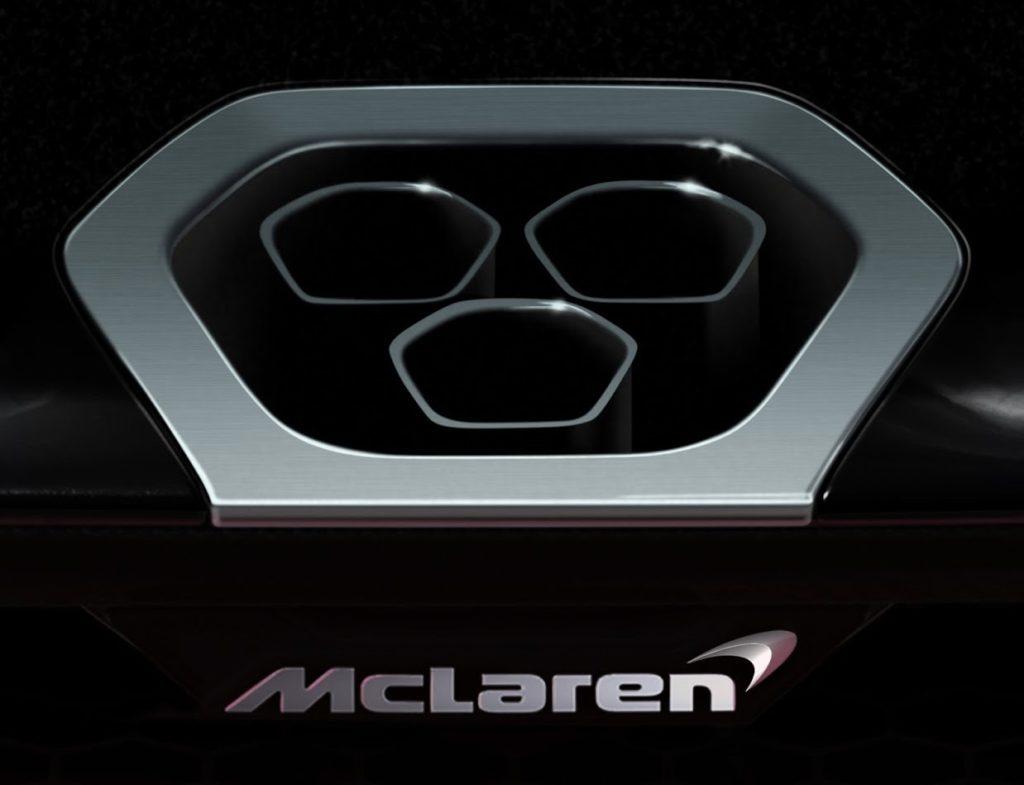 McLaren BP23: sarà l'hypercar stradale più veloce in pista [TEASER]