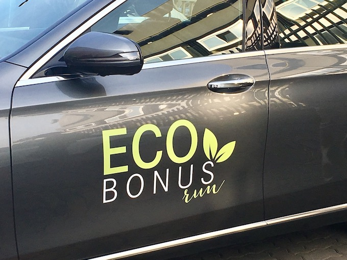 Mercedes Benz ECOBONUS Day