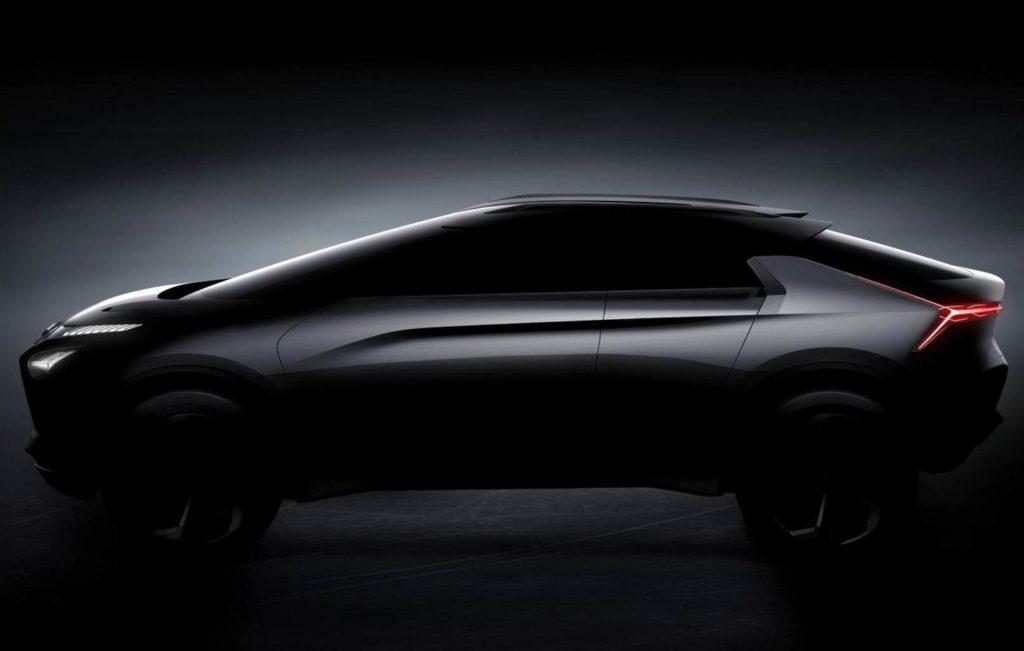 Mitsubishi e-Evolution Concept: nuove anticipazioni sul look [TEASER]