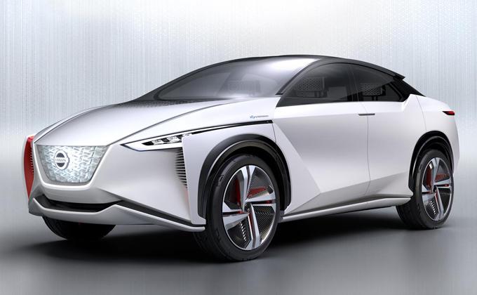 Nissan: l'IMx Concept potrebbe influenzare la nuova generazione Qashqai