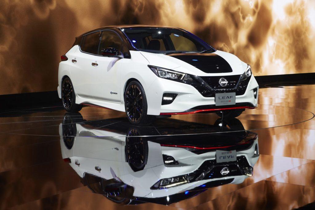 Nissan Leaf Nismo Concept - Salone di Tokyo 2017