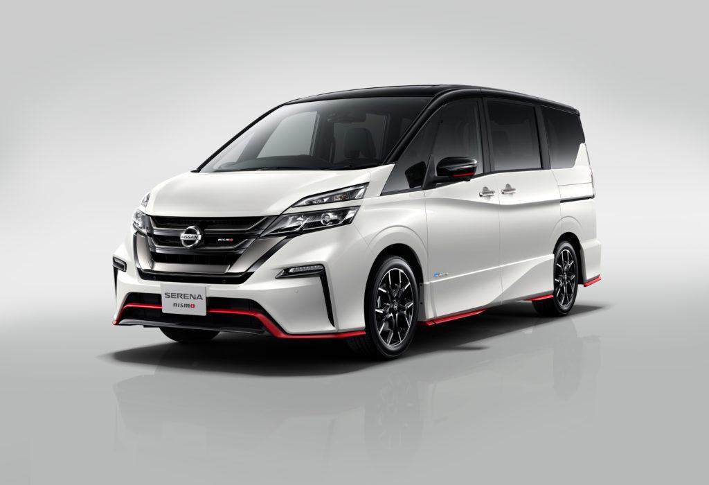 Nissan Serena NISMO: sportività inedita per la monovolume giapponese