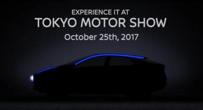 Nissan: una inedita concept car per il Salone di Tokyo [VIDEO TEASER]