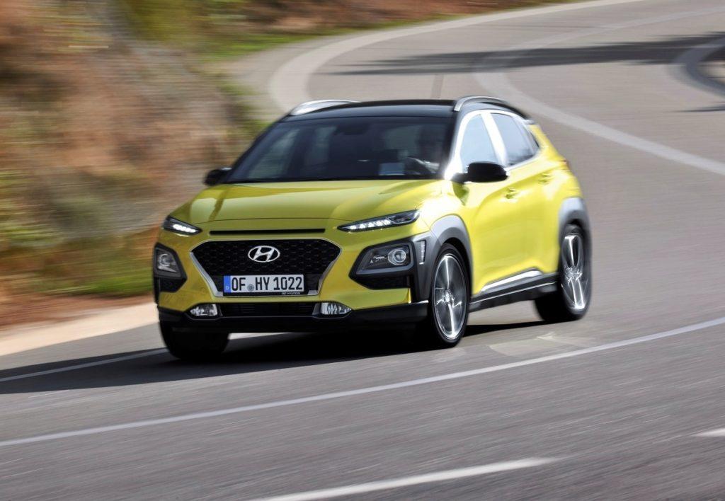 Hyundai Kona ordinabile in Italia al prezzo di lancio di 14.950 euro