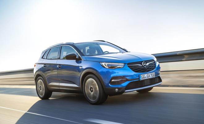 Opel Grandland X: è tra i 6 finalisti del concorso AUTOBEST 2018