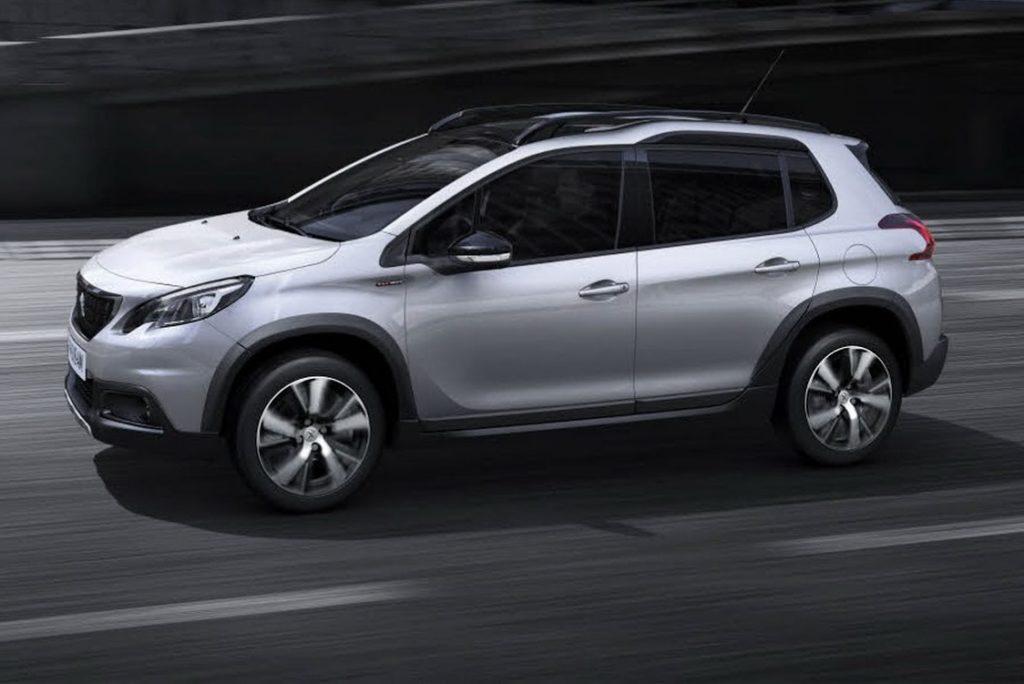 Peugeot 2008, con la nuova generazione potrebbe debuttare la versione elettrica
